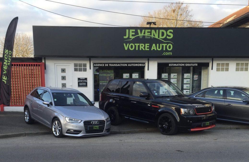 Je Vends Votre Auto . com - Agence de Vernon