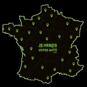 Carte France Je Vends Votre Auto com