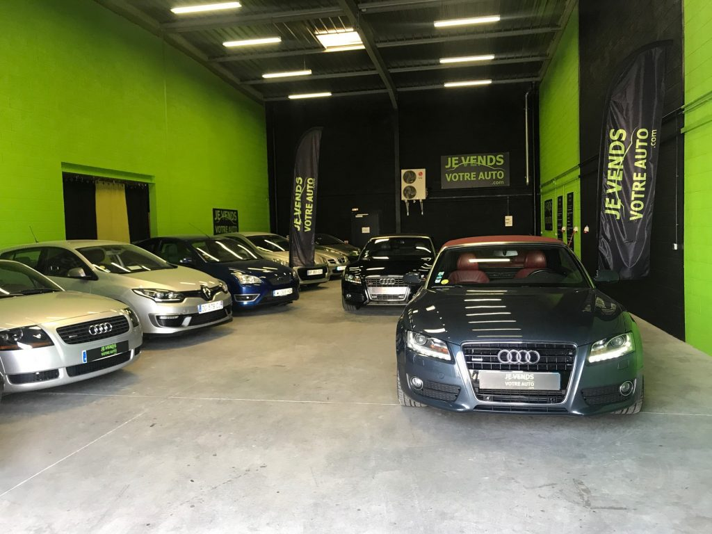Je Vends Votre Auto . com - Agence d'Ostwald